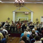 The EBBC at Banjo Jubilee.