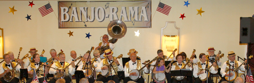 The EBBC at Banjo-Rama 2014