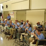 EBBC at the Walnut Creek Senior Center.